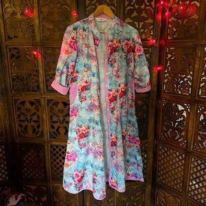 Kurta/floral dress